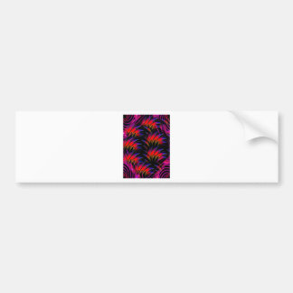Abstract   Have fun while discovering. Bumper Sticker