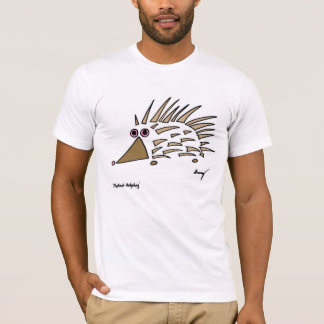 Abstract Hedgehog Shirts