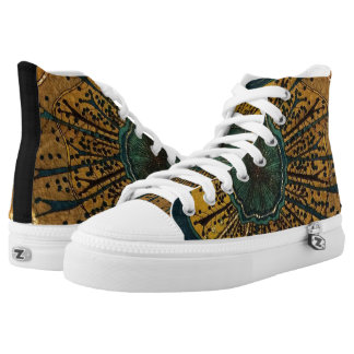 abstract high tops