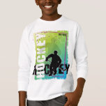 Abstract Hockey (boy) T-Shirt