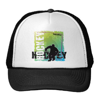 Abstract Hockey (male) Cap