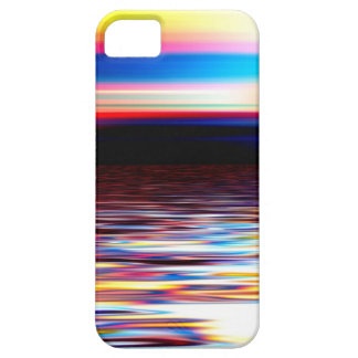 Abstract Horizon iPhone 5 Cover