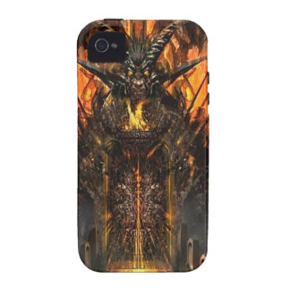 Abstract Horror Approach The Gates Of Hell iPhone 4/4S Case