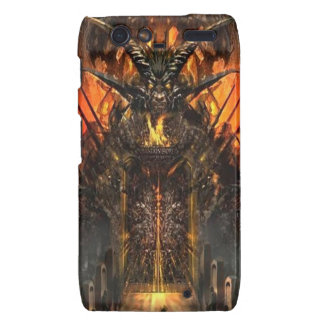 Abstract Horror Approach The Gates Of Hell Droid RAZR Cover