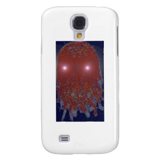 Abstract Horror Art Samsung Galaxy S4 Covers