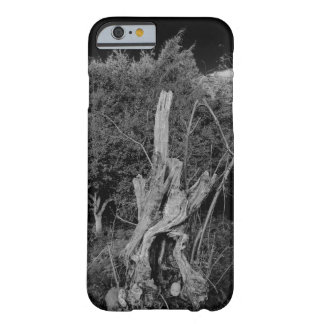 Abstract horror art - dolls head in dead tree barely there iPhone 6 case