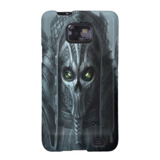 Abstract Horror Aztec Zombie Army Galaxy SII Case