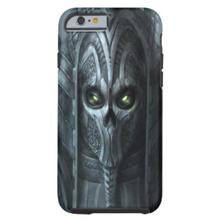 Abstract Horror Aztec Zombie Army Tough iPhone 6 Case