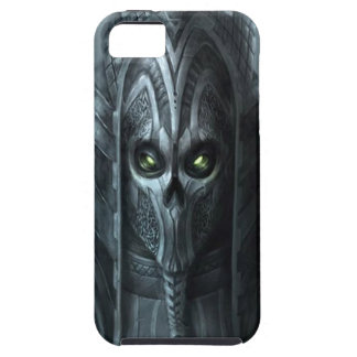 Abstract Horror Aztec Zombie Army Tough iPhone 5 Case