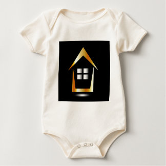 Abstract house bodysuits
