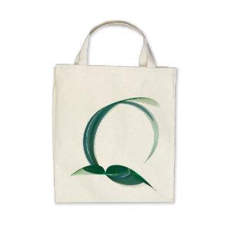Abstract Hummingbird Bags