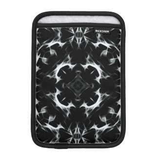Abstract illusion -BW- iPad Mini  Vertical Sleeve For iPad Mini