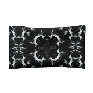 Abstract illusion -BW- Small Cosmetic  Bag Cosmetics Bags