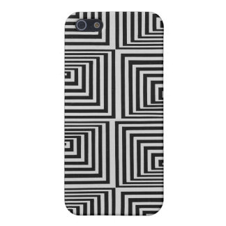 Abstract illusion geometric iphone case iPhone 5/5S case