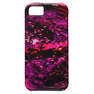 Abstract Illusion iPhone 5 Cover