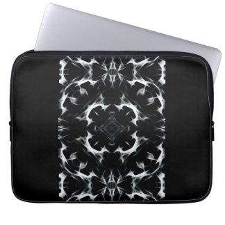 Abstract illusion - Neoprene Laptop Sleeve 13 inch