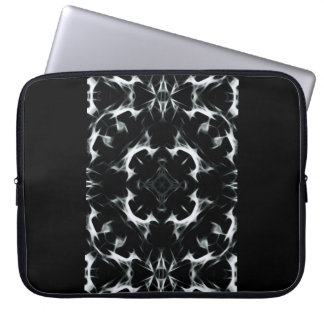 Abstract illusion - Neoprene Laptop Sleeve 15 inch