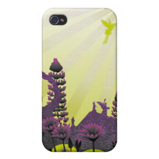 Abstract Illustration 2 iPhone 4/4S Case