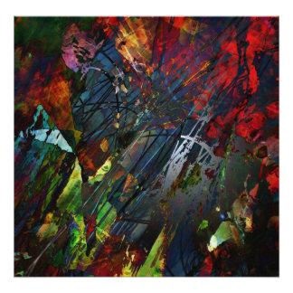 Abstract illustration art photo
