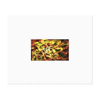 Abstract in Colour Canvas Print