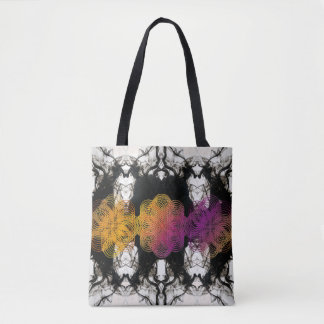 Abstract Infinity Tote Bag