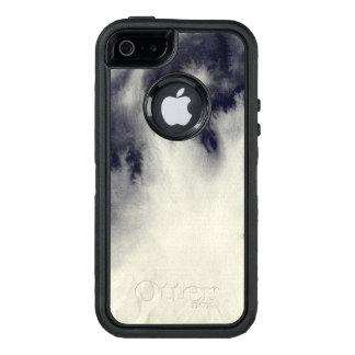 Abstract ink painting on grunge paper texture. OtterBox iPhone 5/5s/SE case