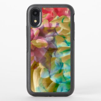 Abstract Ink Swirls OtterBox Case