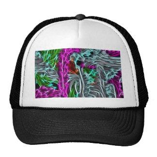 Abstract Invasion Trucker Hat