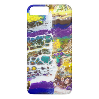 Abstract iPhone 8 Plus/7 Plus Case