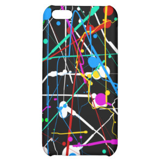 Abstract iPhone 5C Cover