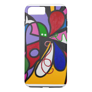 Abstract iPhone case. iPhone 8 Plus/7 Plus Case