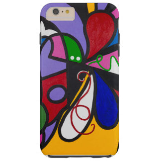 Abstract iPhone case. Tough iPhone 6 Plus Case