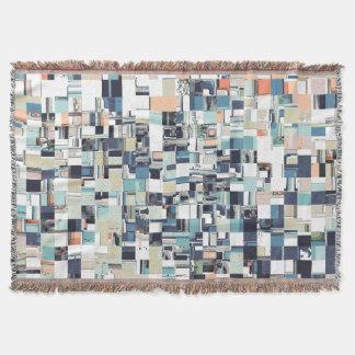 Abstract Jumbled Mosaic