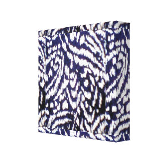 Abstract Jungle Gallery Wrap Canvas