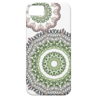 Abstract Kaleidoscope Art Illustration Vertebrae iPhone 5 Covers