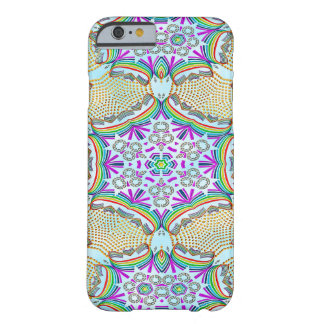Abstract Kaleidoscope Barely There iPhone 6 Case