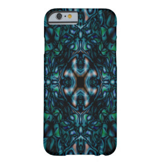 Abstract kaleidoscope figures pattern barely there iPhone 6 case