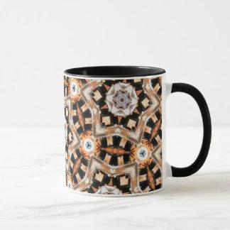 Abstract Kaleidoscope Mug