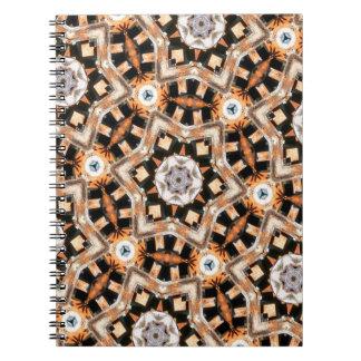 Abstract Kaleidoscope Notebook