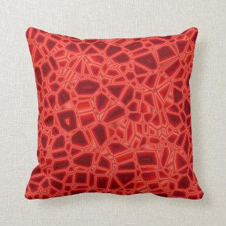Abstract Kryptonite Cushion
