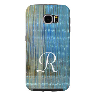 Abstract Lake Reflection Monogram Tough Samsung Samsung Galaxy S6 Cases