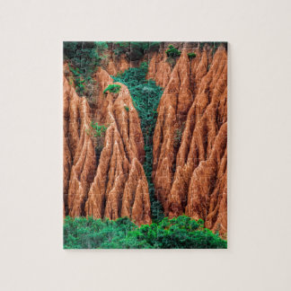 Abstract landscape. jigsaw puzzle