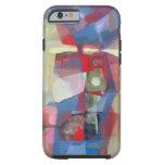Abstract Landscape Potosi 23.75x18.25 Tough iPhone 6 Case
