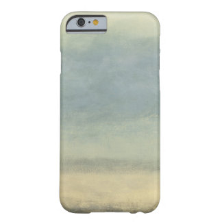 Abstract Landscape with Overcast Sky Barely There iPhone 6 Case