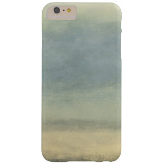 Abstract Landscape with Overcast Sky Barely There iPhone 6 Plus Case