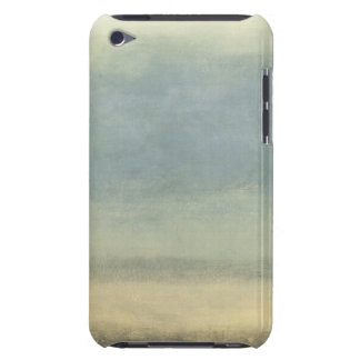 Abstract Landscape with Overcast Sky Barely There iPod Covers
