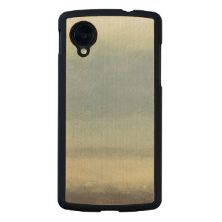 Abstract Landscape with Overcast Sky Carved® Maple Nexus 5 Slim Case