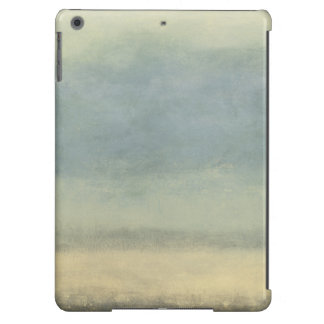 Abstract Landscape with Overcast Sky iPad Air Covers