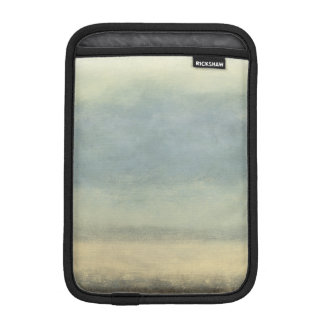 Abstract Landscape with Overcast Sky iPad Mini Sleeves