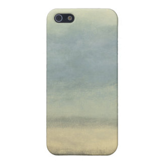 Abstract Landscape with Overcast Sky iPhone 5/5S Case
